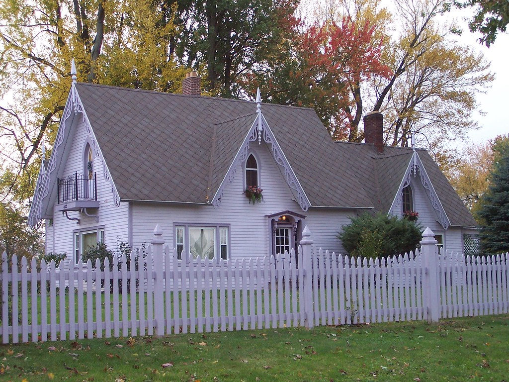 Carpenter Gothic Farmhouse Oh Ashley Gothic House Lavender Carpenter Gothic House
