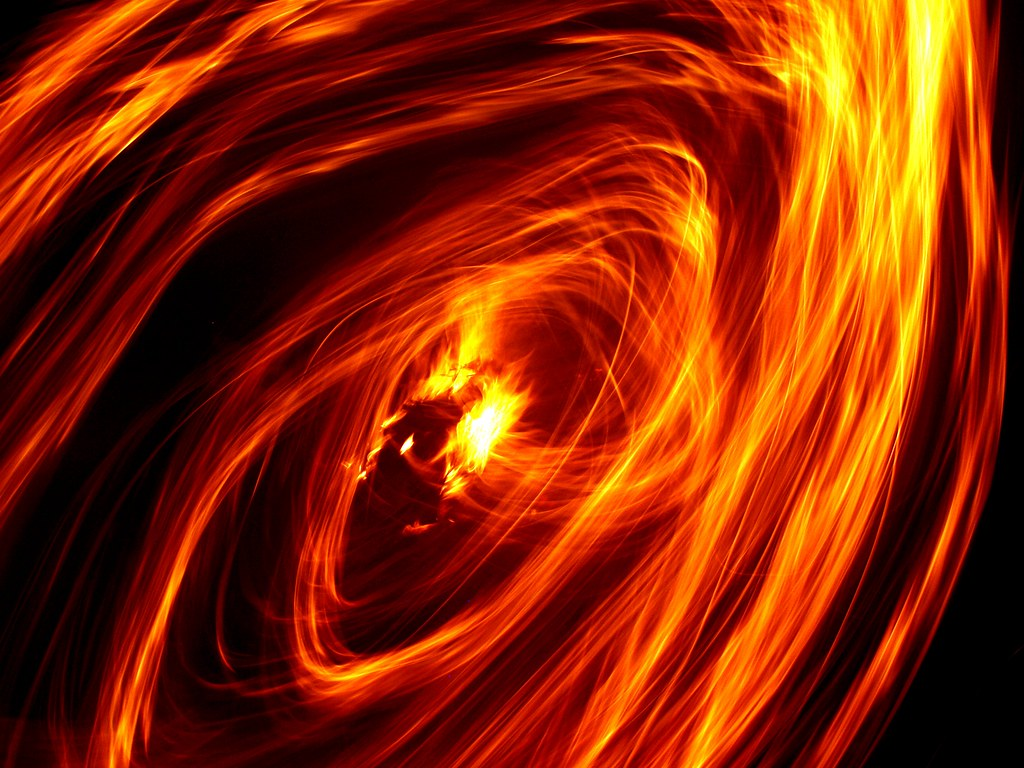 3d Animated Gif Wallpapers Fire Swirl Bonfire Night Again Abstract Fire Swirl