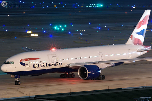 3d Wallpaper In Qatar British Airways 777 200 Speedbird 2026 To Lgw Flickr