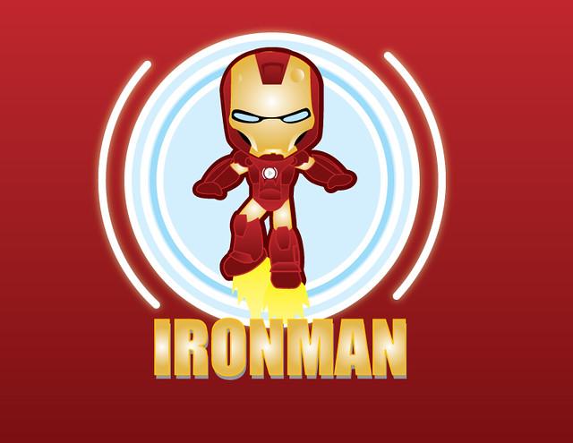 Free Hd Cute Baby Wallpaper Ironman Wallpaper Del Invencible Cute Iron Man Por Favor