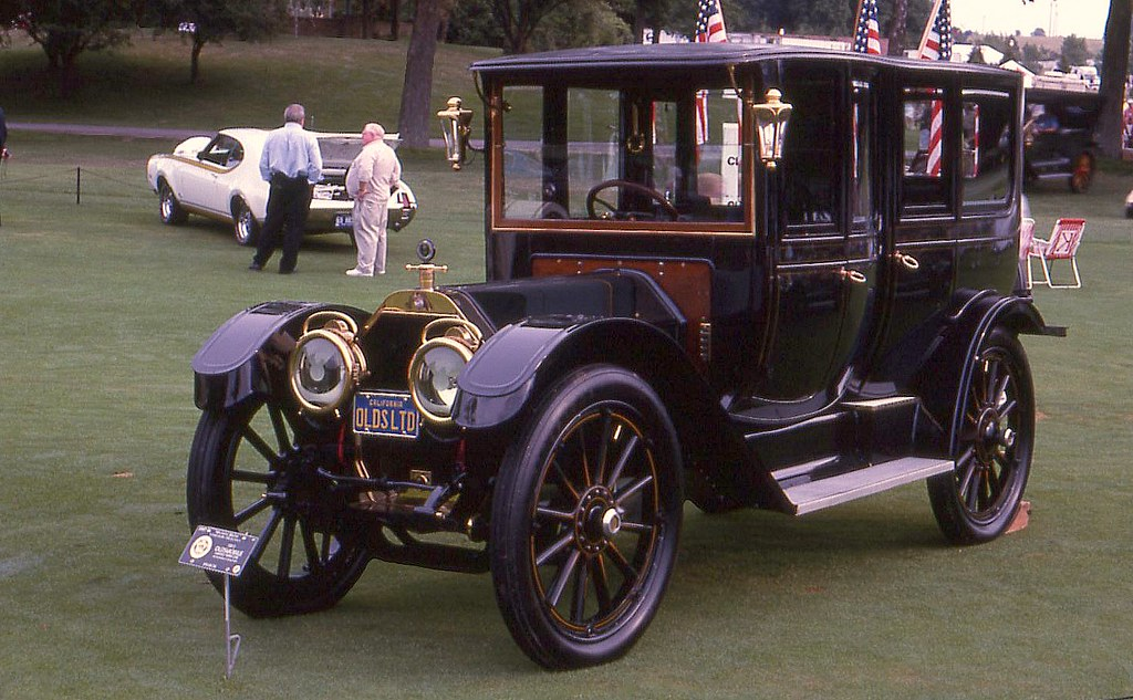New Car Wallpaper 3d 1911 Oldsmobile Limited Limousine Richard Spiegelman