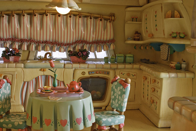 Minnie Mouse's Kitchen