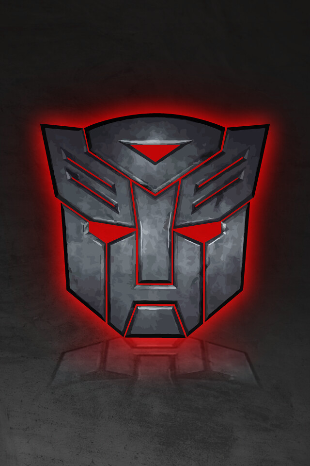 Transformers Fall Of Cybertron Wallpaper Hd Autobot Iphone Wallpaper Just A Little Autobot Wallpaper