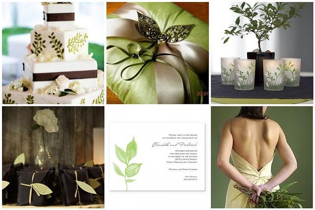 Nature Inspired Wedding Theme