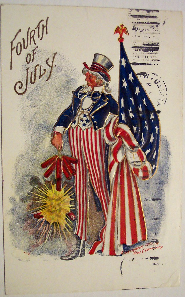 Happy Mothers Day Hd Wallpaper Vintage Fourth Of July Postcard Dave Flickr