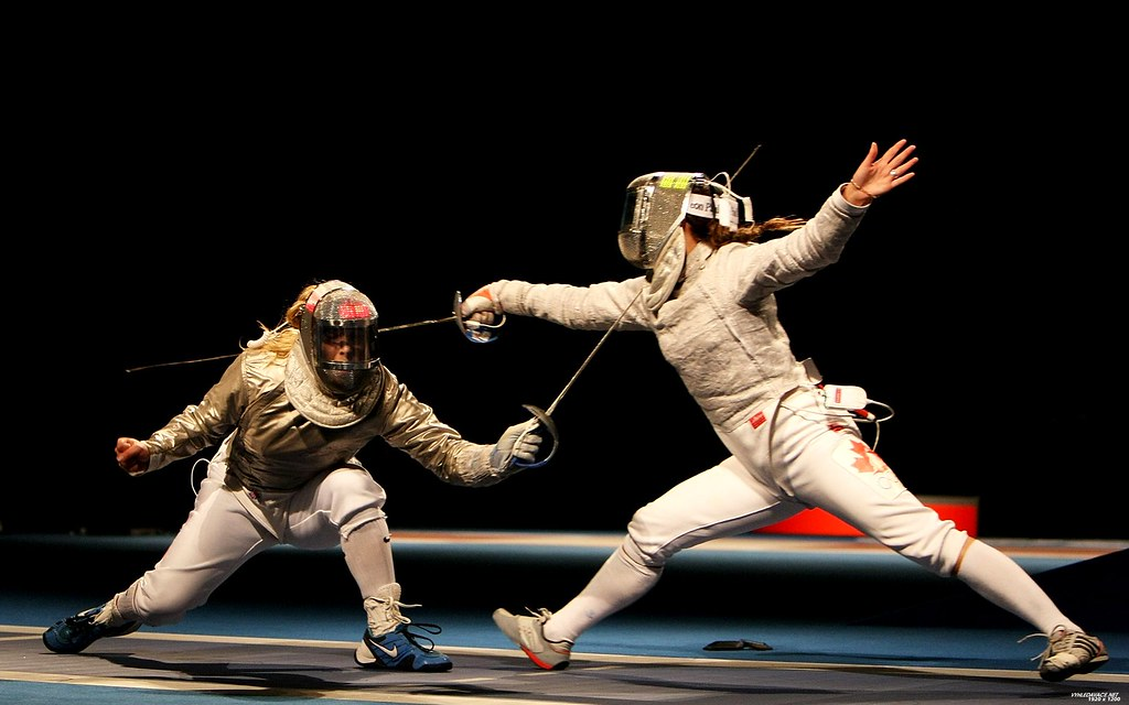 World Map Wallpaper Black And White Sport Action Fencing Qrodo Photos Flickr