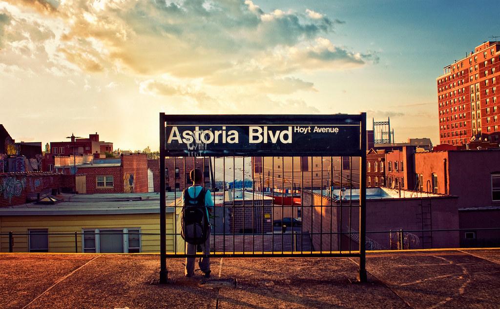 3d Wallpaper New York City Astoria Blvd 282 365 Post Process Fridays Episode 36