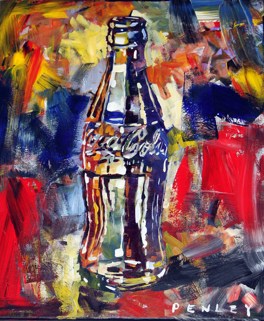 Best 3d Modern Wallpaper Image My Favorite Painting At The World Of Coca Cola This Is