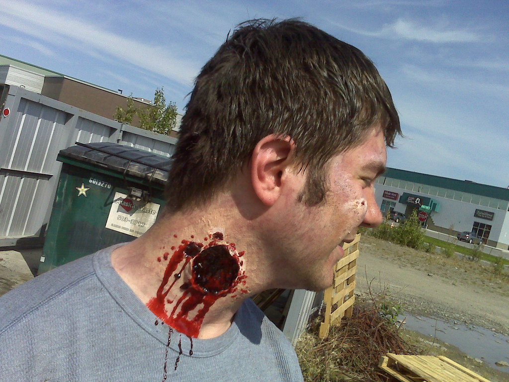 Lamprey Bite Oh Yeah Today I Directed A Movie That I Wrote And Am