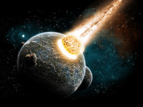 3d Asteroid Wallpaper Planet Explosion 2 I Gt Don T Use This Image On Any Media