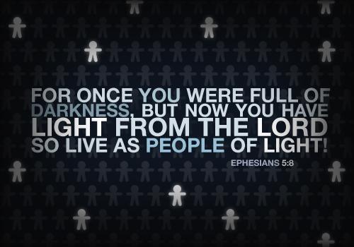 Free Bible Quotes Wallpaper Ephesians 5 8 Jezar Albaniel Flickr