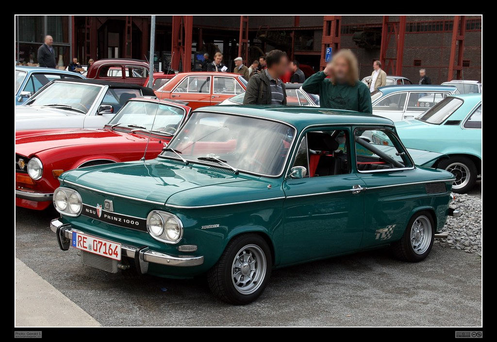 Car Wallpaper In 3d 1965 Nsu Prinz 1000 Tt The Nsu Prinz Was An Automobile