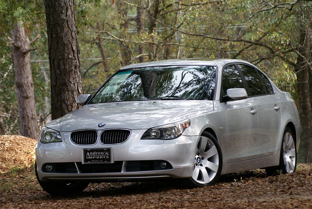 Hd Photos 3d Wallpaper 2007 Bmw 530i Photo Taken With Sony Dslr A100 Focal