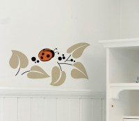 Ladybug Wall Decal Sticker   www.cdecal.com/product/51 ...