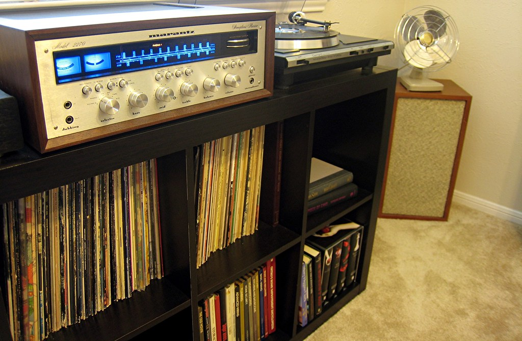 Meuble Hifi Vintage Vintage Hi Fi | I Picked Up The Marantz 2270 Receiver At