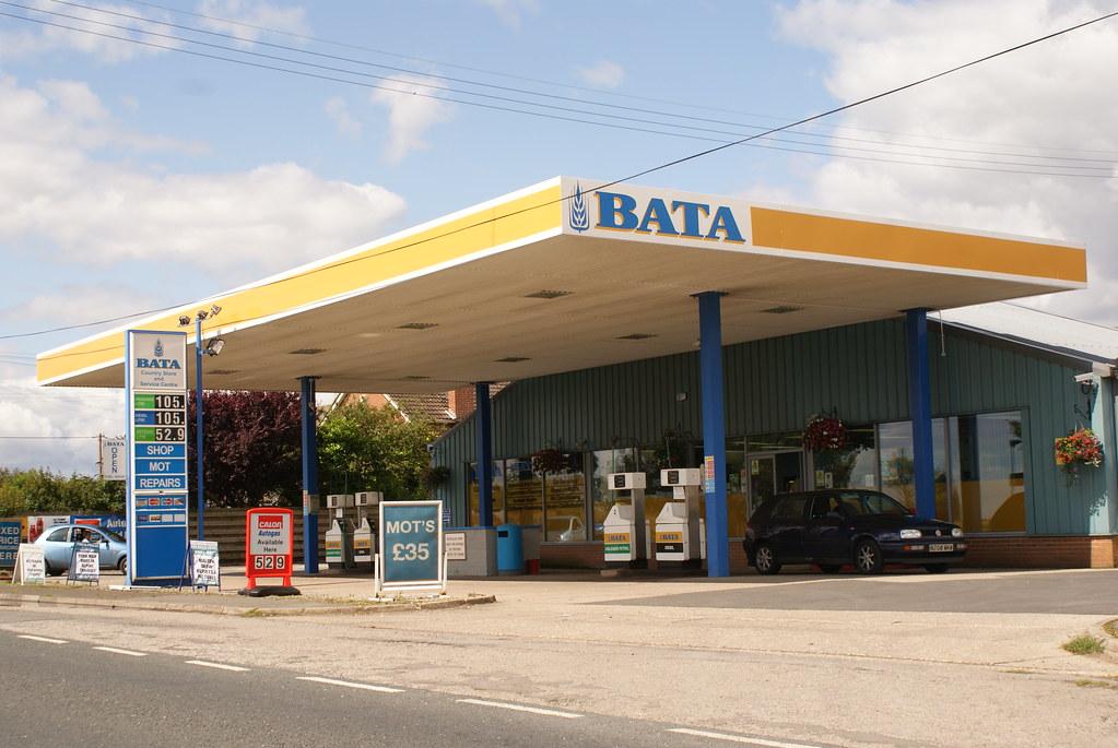 Bata, Gate Helmsley North Yorkshire Sold Jet, then UK petr\u2026 Flickr