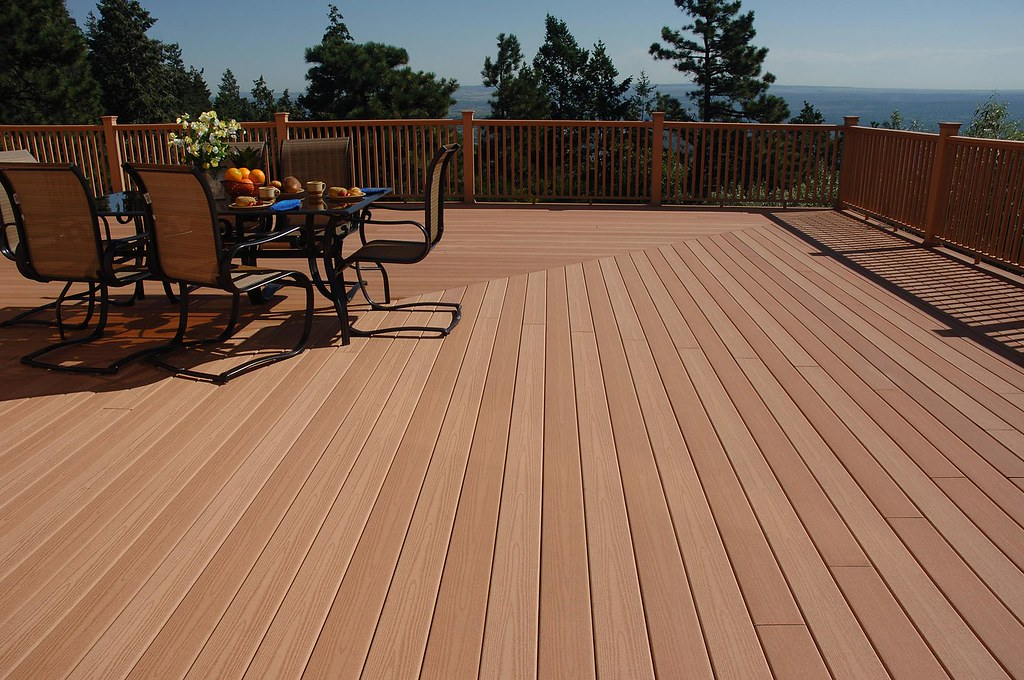 Black Brown Fiberon Professional Composite Decking | Fiberon | Flickr