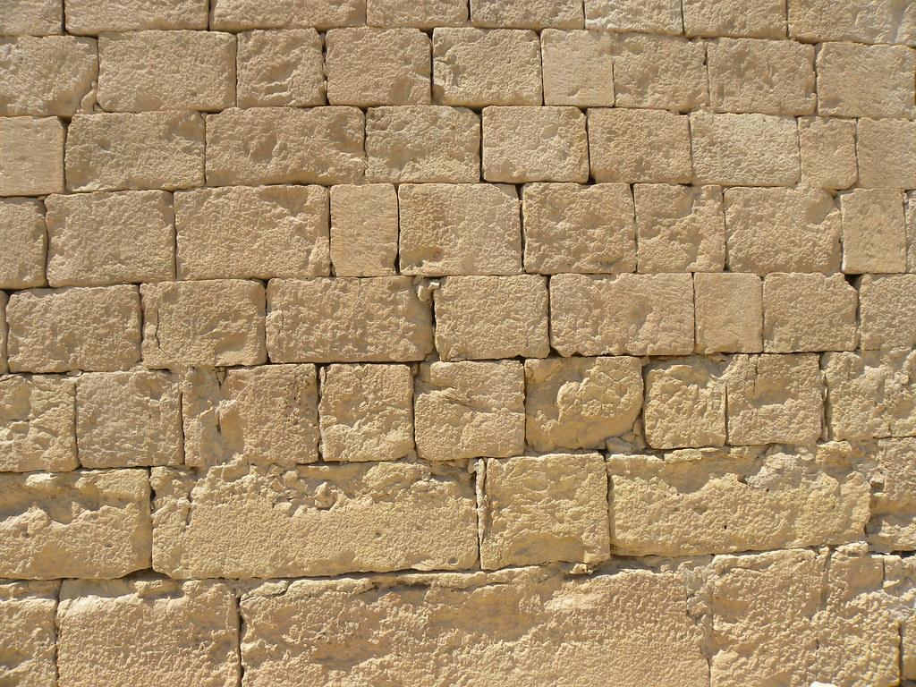 3d Brick Wallpaper Uk Dressed Stone Wall 2 A Roman Era Limestone Wall