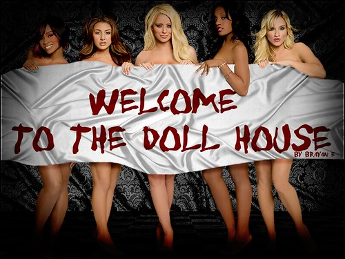 Free House Picture 172.danity Kane - Welcome To The Doll House [dani Suarez