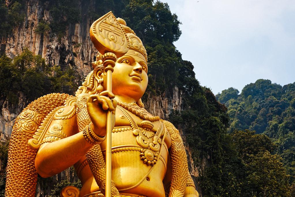 Free Hd Hindu God Wallpapers Lord Murugan 2 Statue Of The Hindu God Lord Murugan
