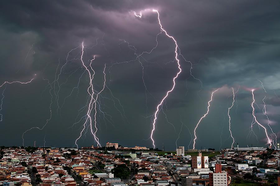3d Wallpaper Durban Lightning Week Explored Got Several Lightning Storms