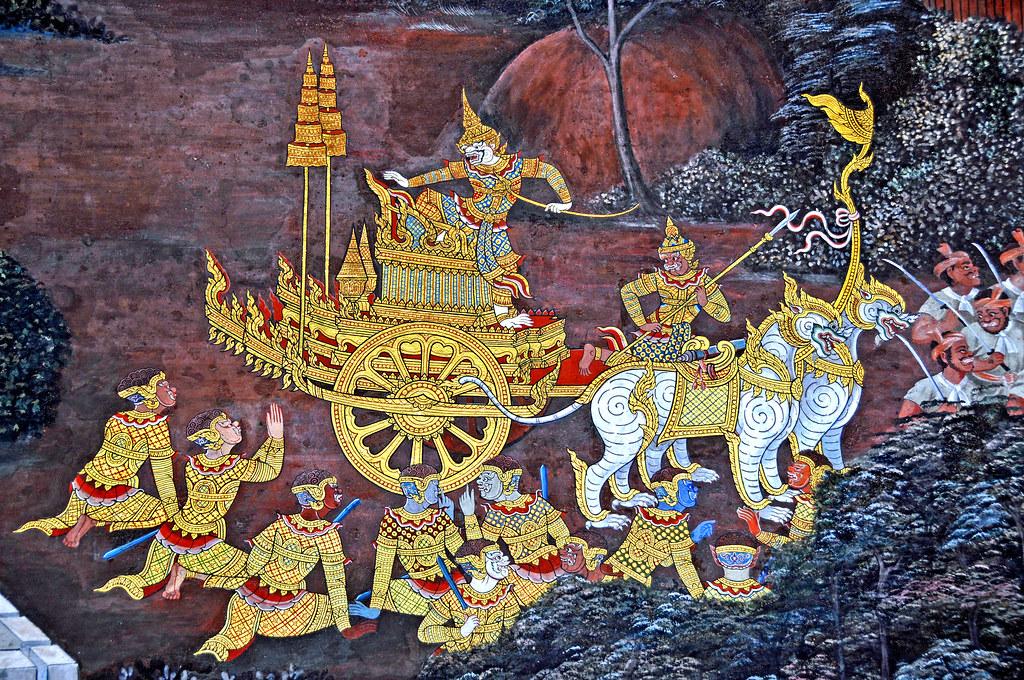 Vishnu 3d Wallpaper Thailand 3169 Maybe We Should Have Put Up Wallpaper L