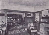 1900s Living Room - Craftsman Style | Source: Ladies Home ...