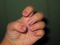 nail art design, summer sun | Maria Katrina Tiong | Flickr