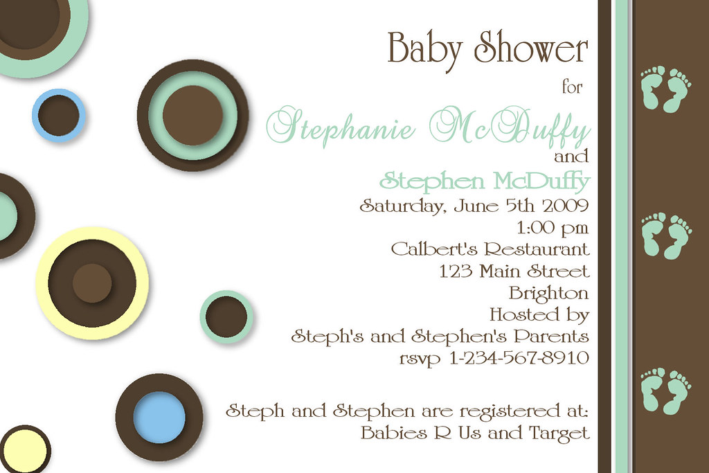 Black Rose Wallpaper 3d C65 Green Blue Yellow Pastel Baby Shower Invitation Custo