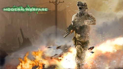 Call Of Duty Wallpaper Hd Mw2 Wallpaper 9 More Wallpapers For Call Of Duty Modern