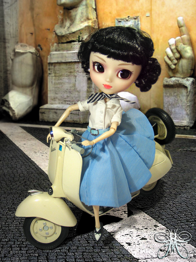 Sweet Baby Girl Pictures Wallpapers Princess Anne Roman Holiday Pullip Doll Capitoline Flickr