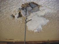 Asbestos Ceiling