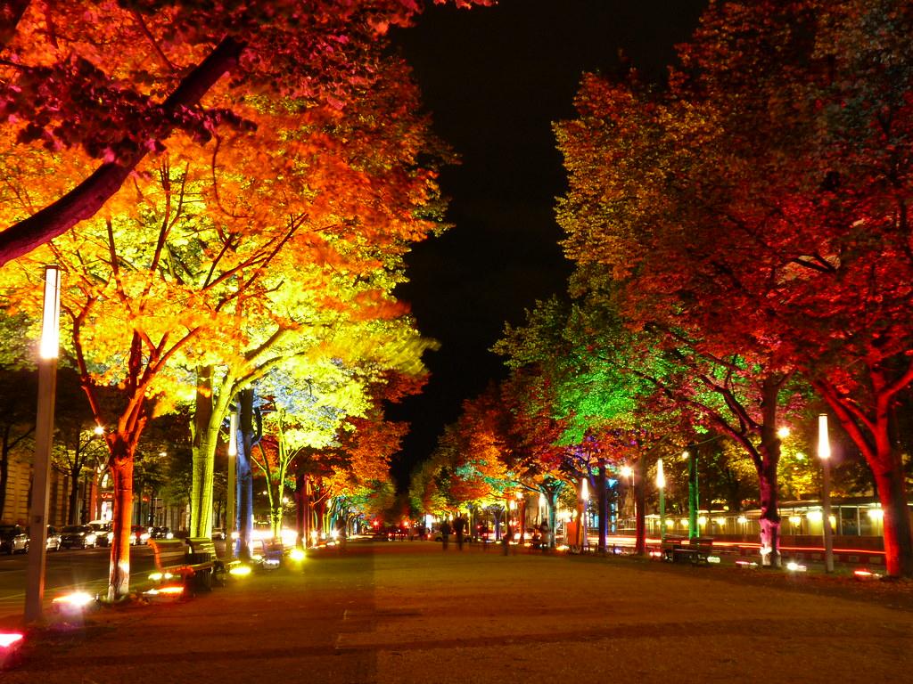 Wallpaper For Fall And Autumn Unter Den Linden Der Boulevard Unter Den Linden In