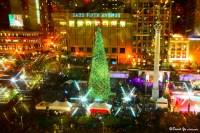 Macy's Union Square Tree Lighting Ceremony 2009 | Macy's ...