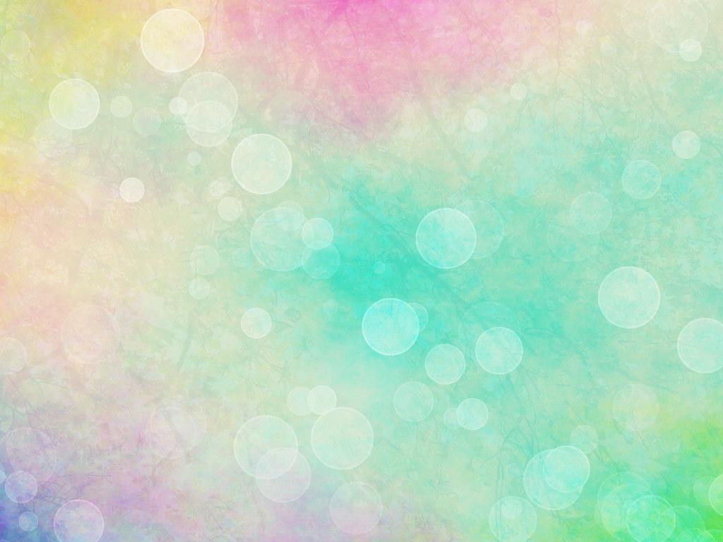 Rainbow 3d Wallpaper Rainbow Forest Bokeh Handmade Texture Available