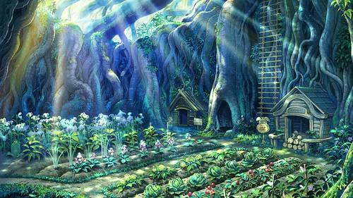 Free Fall Tree Wallpaper Rune Factory 3 Wallpaper Hero Of Legend Flickr