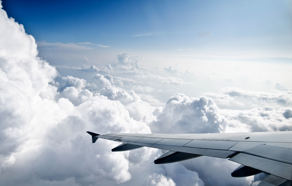 Commercial Pilot Wallpaper Hd Wing In The Clouds Richard Foster Flickr