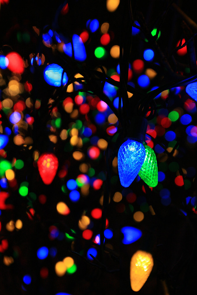 How To Create Animated Wallpaper For Android May Your Days Be Merry And Bright Holiday Lights At Nela