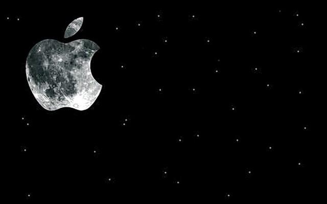 Iphone Wallpaper 3d Free Apple Moon Bllq21 Flickr