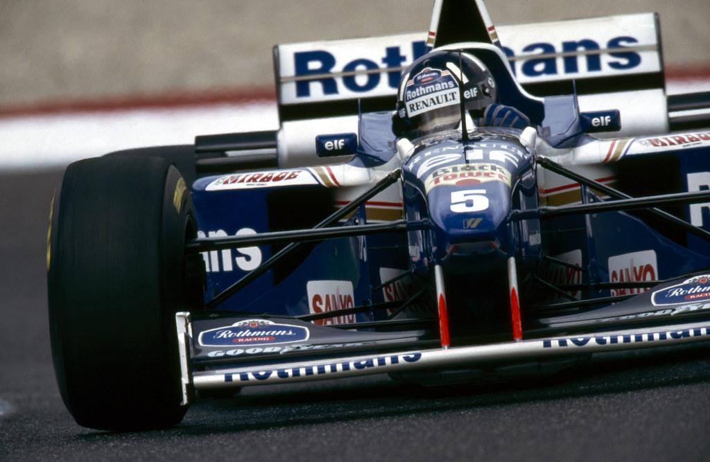 3d World Wallpaper World 1996 Damon Hill World Champion 1996 Damon Hill Geert