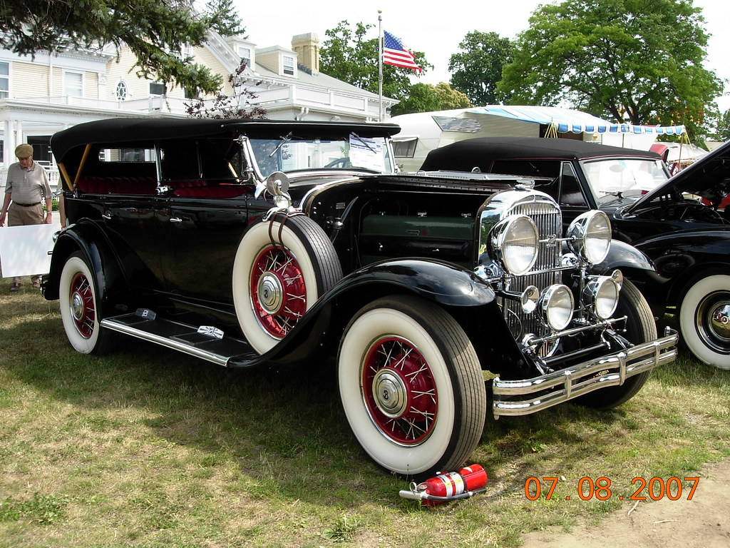 New Car Wallpaper 3d 1929 Buick Phaeton July 8 2007 Car Show At The Endicott