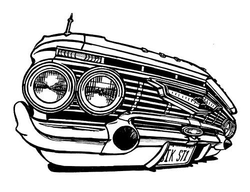 65 impala del Schaltplan