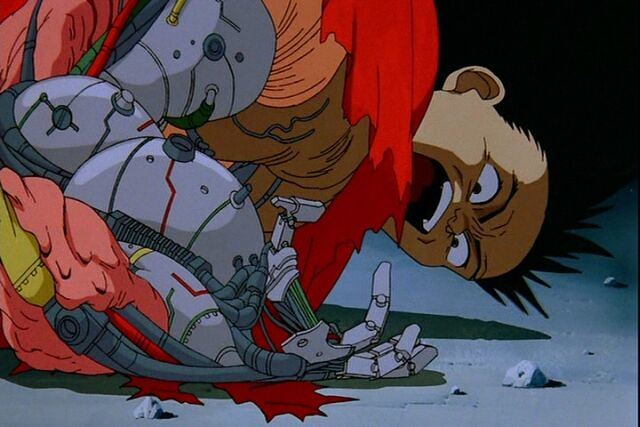 Gif Images Animated Wallpapers Akira Tetsuo Arm Dale Spencer Flickr
