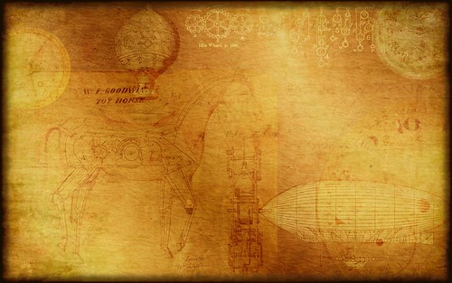 3d Wallpaper Images Free Download Steampunk Wallpaper Background A Steampunk Inspired