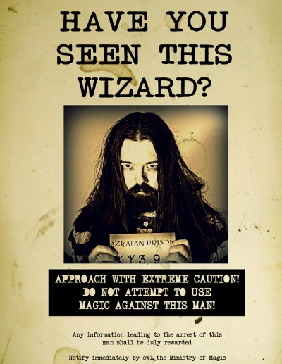 Have You Seen This Wizard? | Song of the Day Mr ...