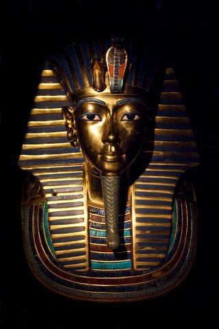 Yugioh Wallpaper For Iphone Tutankhamun Mask Iphone Wallpaper Replica Zsolt