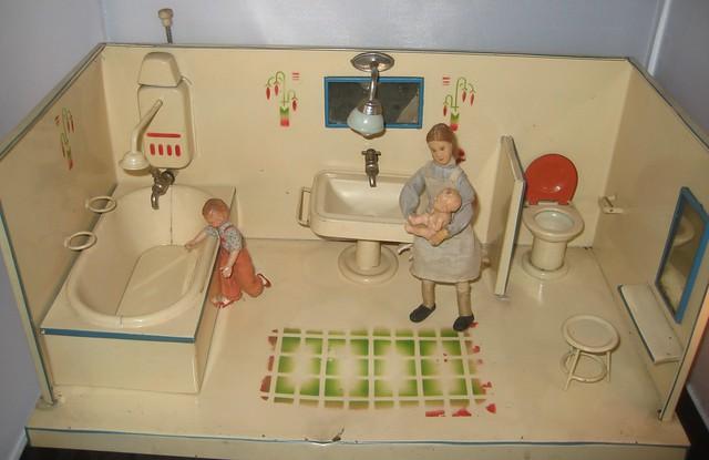 Badezimmer - Bathrooms Flickr - badezimmer 30er