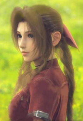 Ff7 Wallpaper Hd Aerith Aeris From Final Fantasy 7 Crisis Core Oh Boy