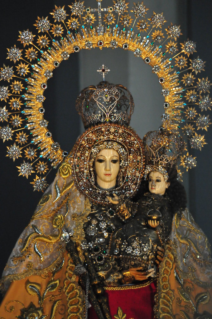 Beautiful 3d Wallpaper Our Lady Of Manaoag Pangasinan From Wikipilipinas A