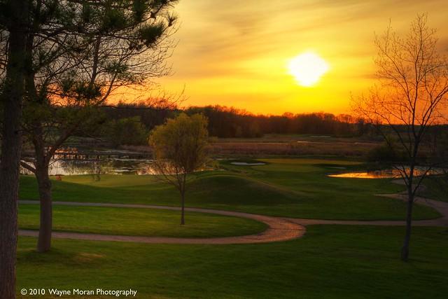 Disney 3d Wallpapers Free Rush Creek Golf Course Sunset Trails Rush Creek Golf